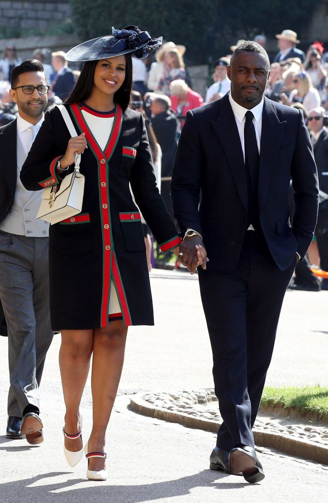 Royal Wedding Idris Elba