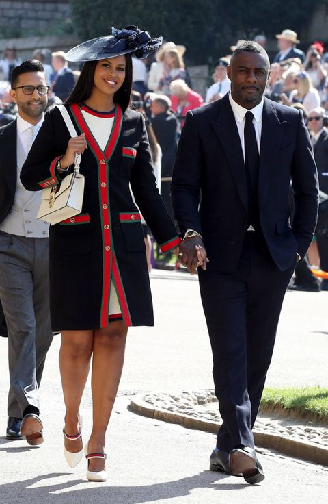 Royal Wedding Idris Elba