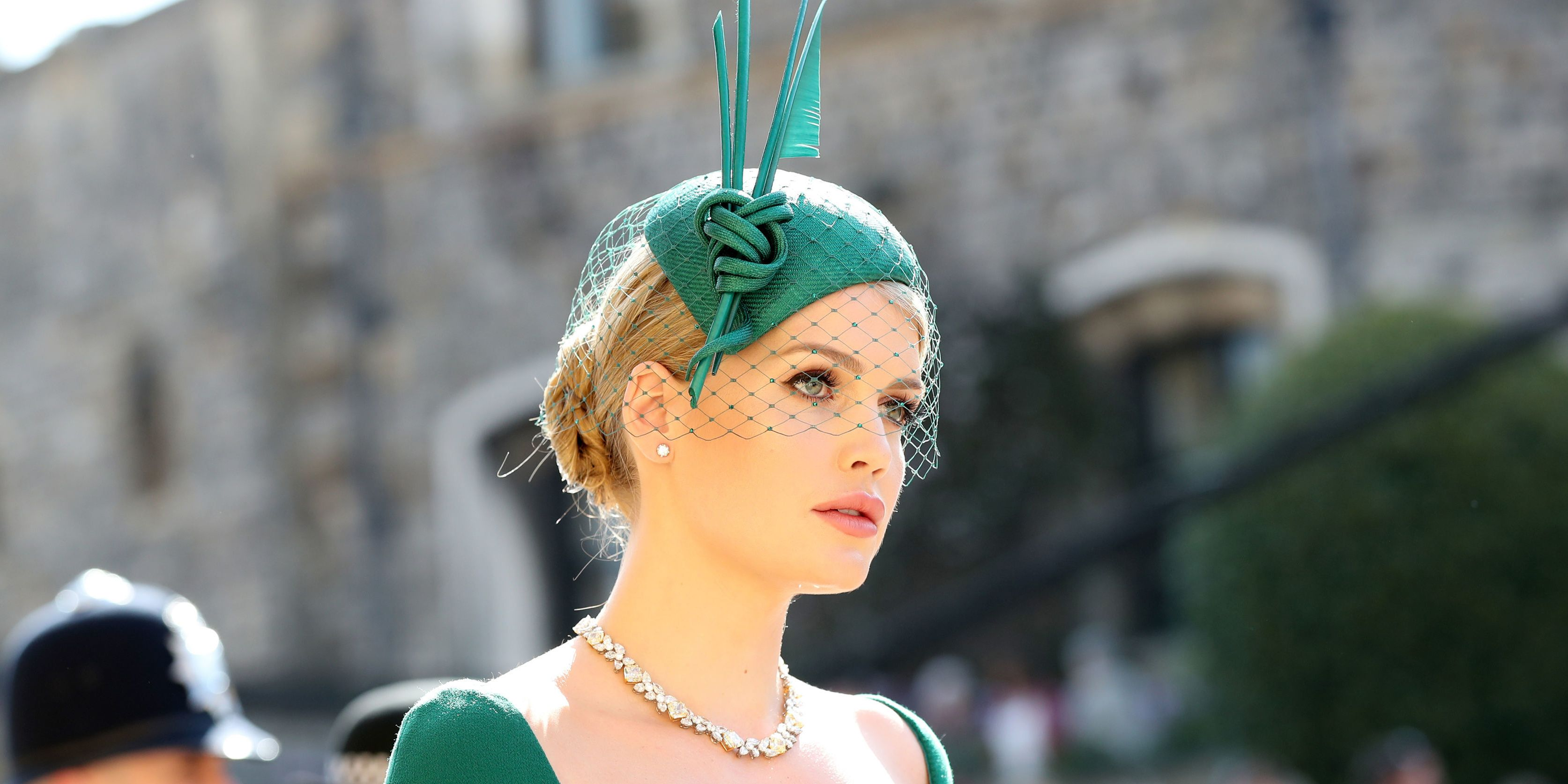 Royal Wedding  Every Fantastical Gravity-Defying Hat And Fascinator Worn By  The Guests 98747dfc0ea