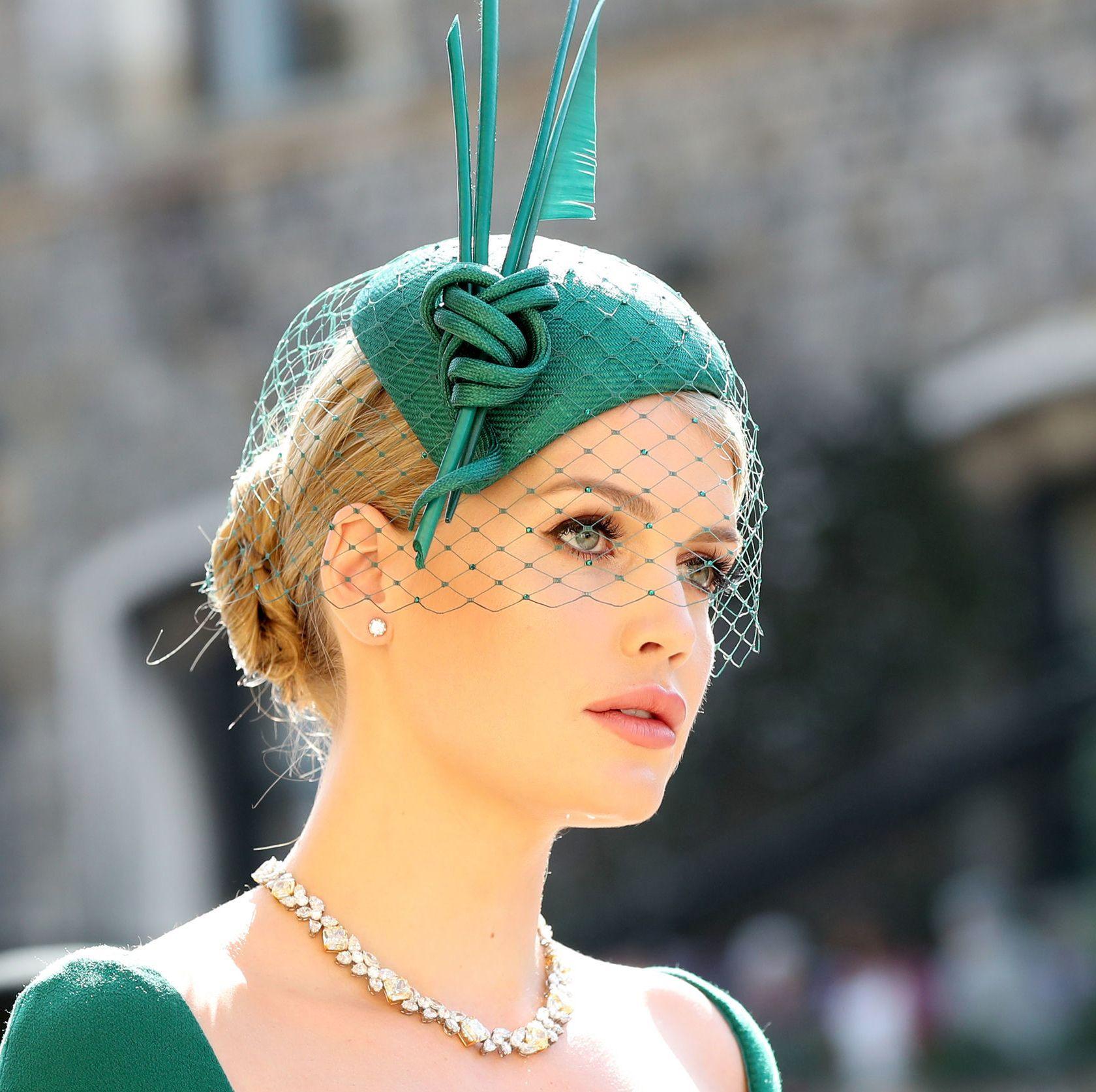 Royal Wedding 2018 Guest Hats,St George's Chapel