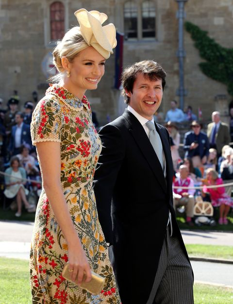 cb17513b50539 The Craziest Royal Wedding Guest Hats and Fascinators at Meghan ...