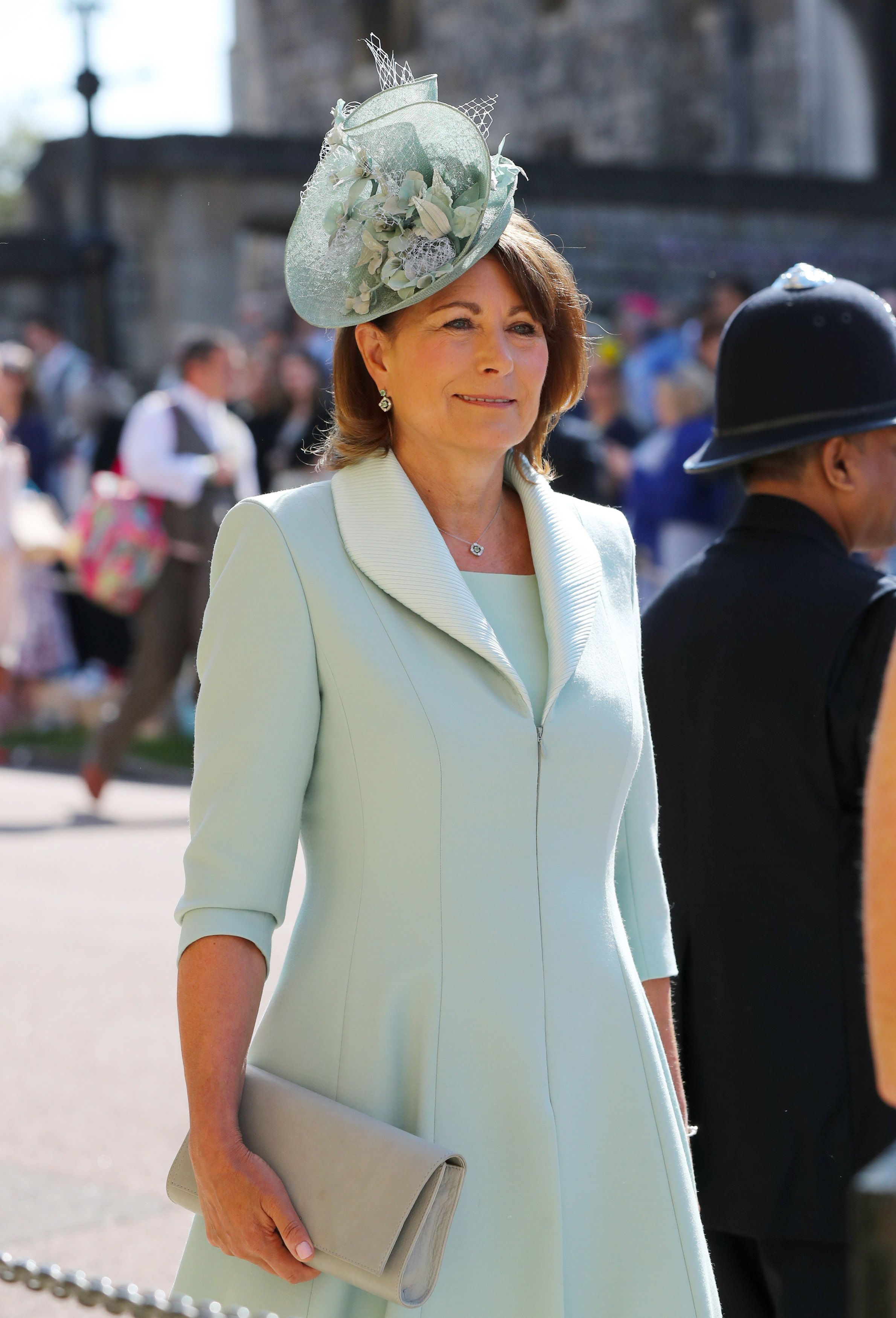 83cf2d2adb1 All Royal Wedding Hats Guests Wore At Meghan Markle And Prince Harry s  Wedding
