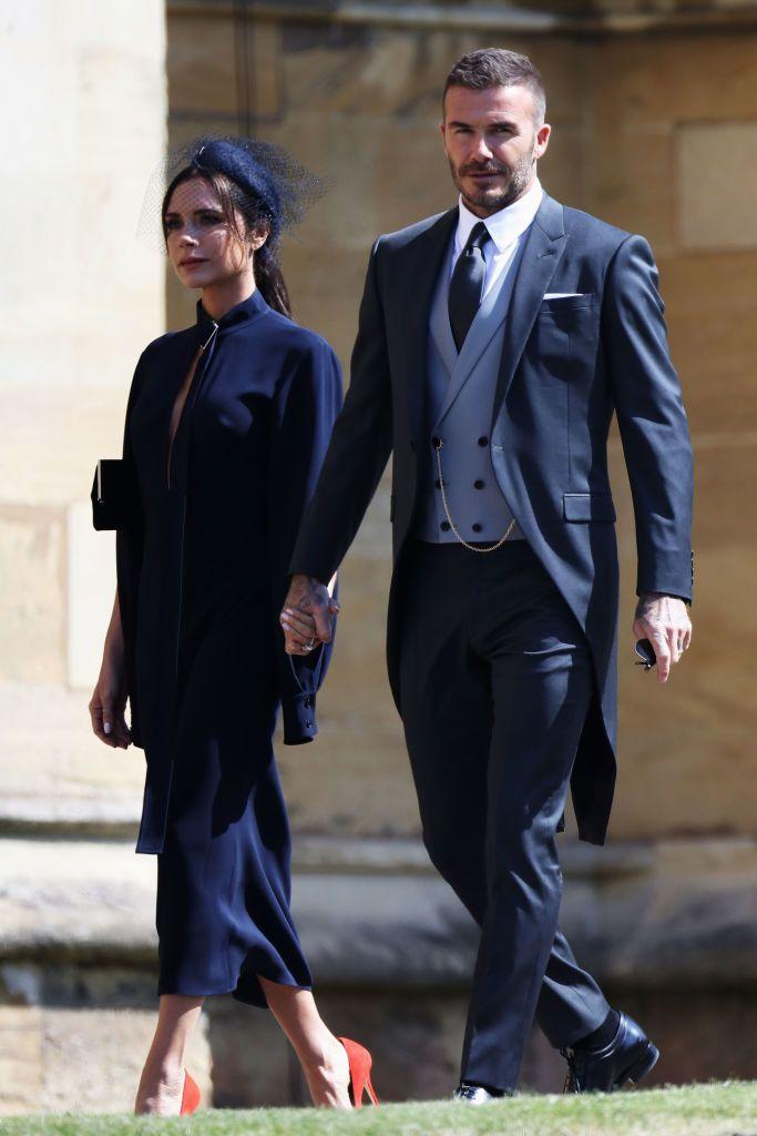 Vestidos de invitadas a bodas famosas