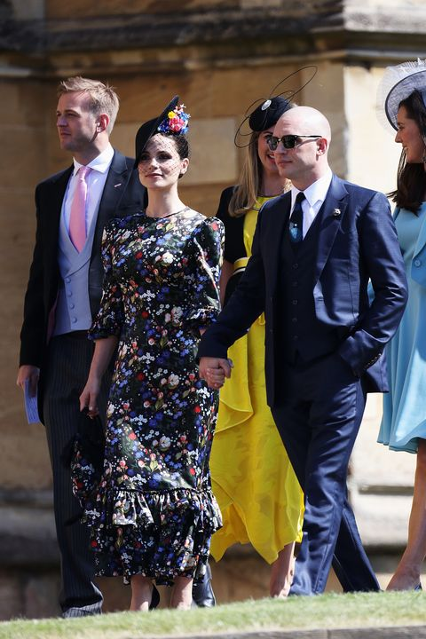 12++ Prince Harry And Meghan Markle Wedding Guests
