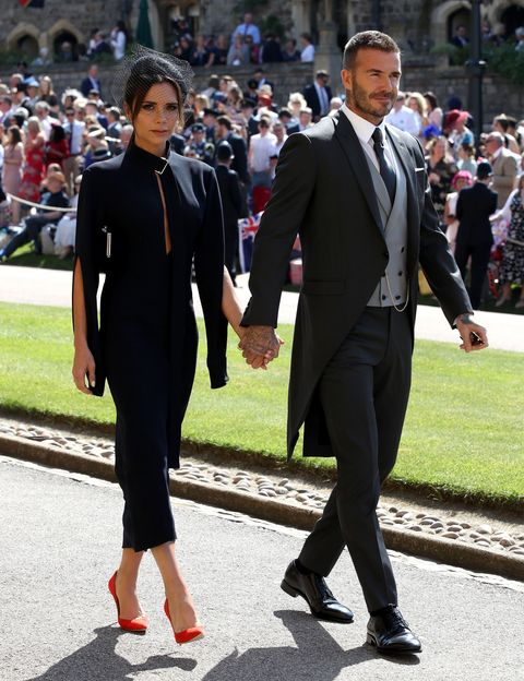 哈利梅根結婚,英國皇室婚禮,婚禮來賓,穿搭,貝克漢,喬治克隆尼
