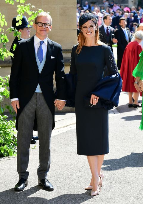 Royal Wedding 2018 Guests.Royal Wedding Every Stunning Outfit From The A List Guests