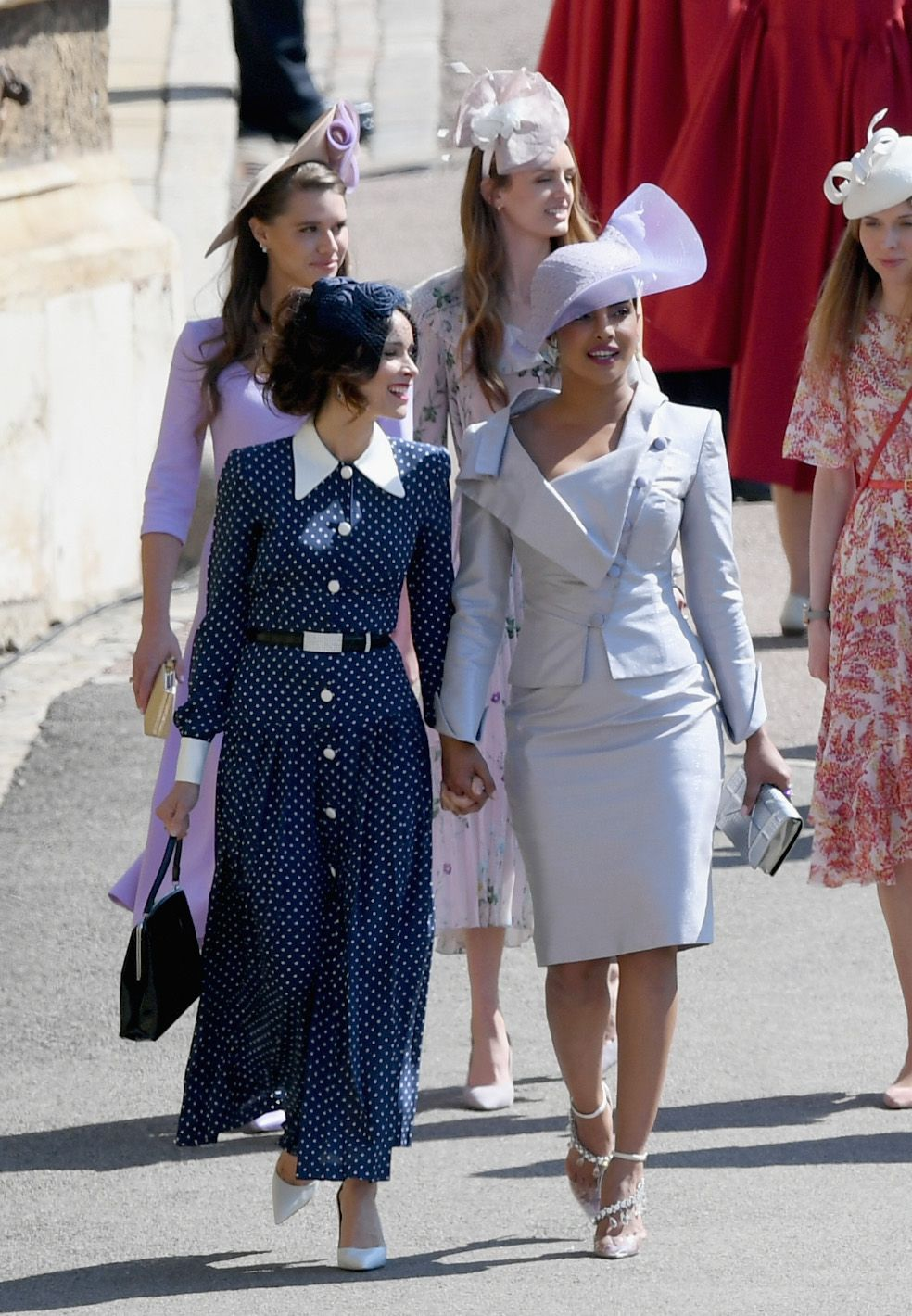 Watch The five best dressed royal wedding guests - and how to shop their looks video