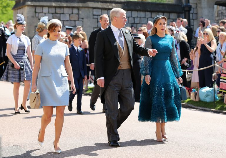 Princesses Eugenie And Beatrice Toned It Down With Their