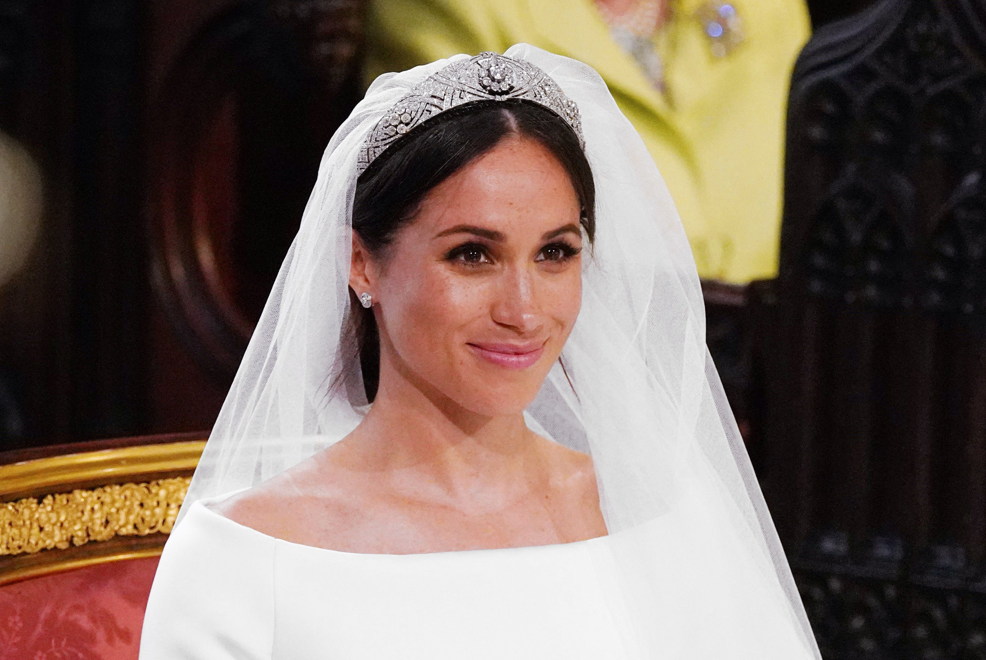 How Meghan Markle Quietly Tied Her Son's Baptism to Her Own Wedding With Jewelry