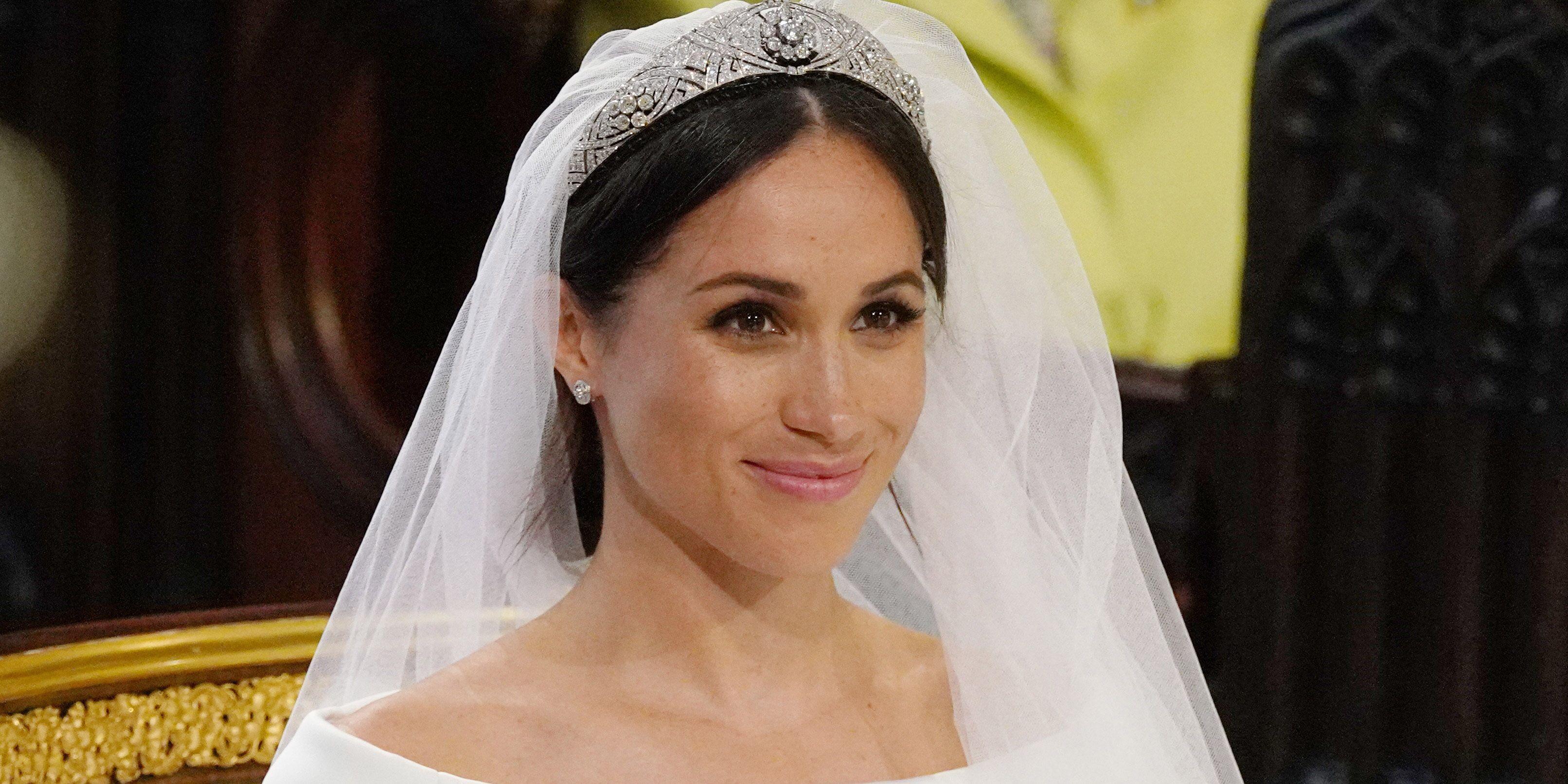 Meghan Markle, Givenchy wedding dress