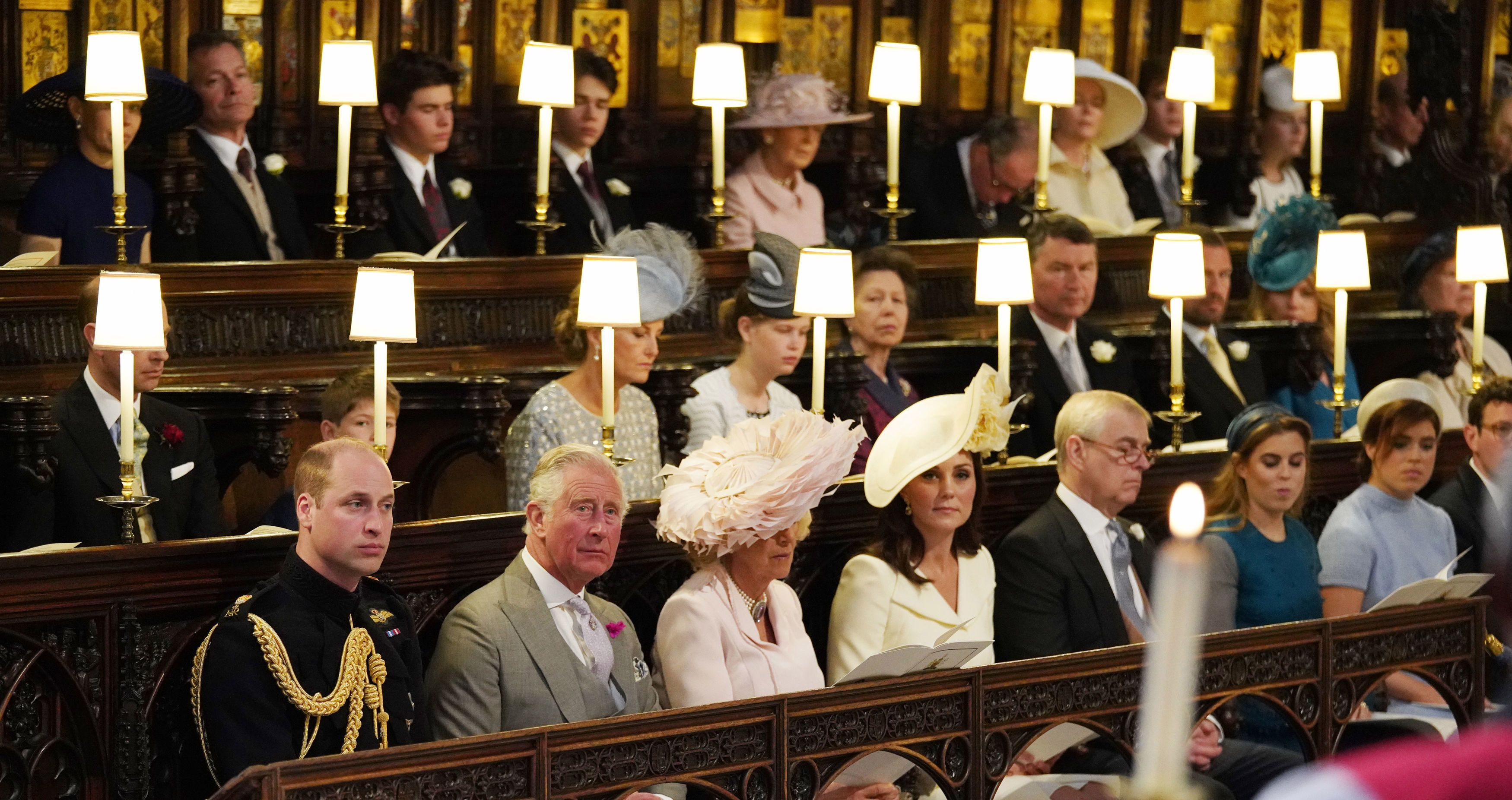 There Were Some Very British Responses To The American Preacher At The Royal Wedding