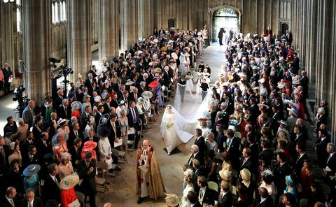 See prince harry and meghan markles royal wedding bridal procession image junglespirit Choice Image