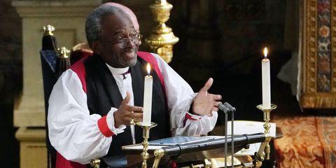 Rev. Michael Curry