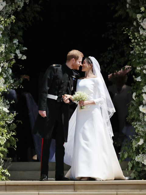 ca107ce9727c Meghan Markle wedding dress details - Clare Waight Keller for Givenchy