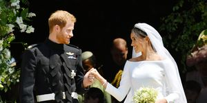 Meghan Markle and Prince Harry didn't choose a slow song for their first dance