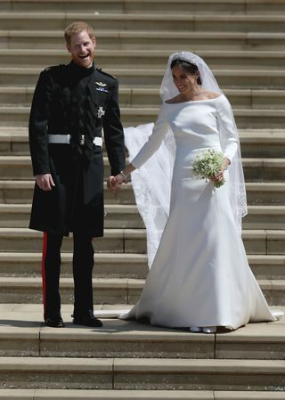 14+ Meghan Markle Wedding Dress 2Nd