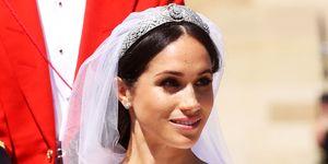 Meghan Markle Royal Wedding Hair And Make-Up