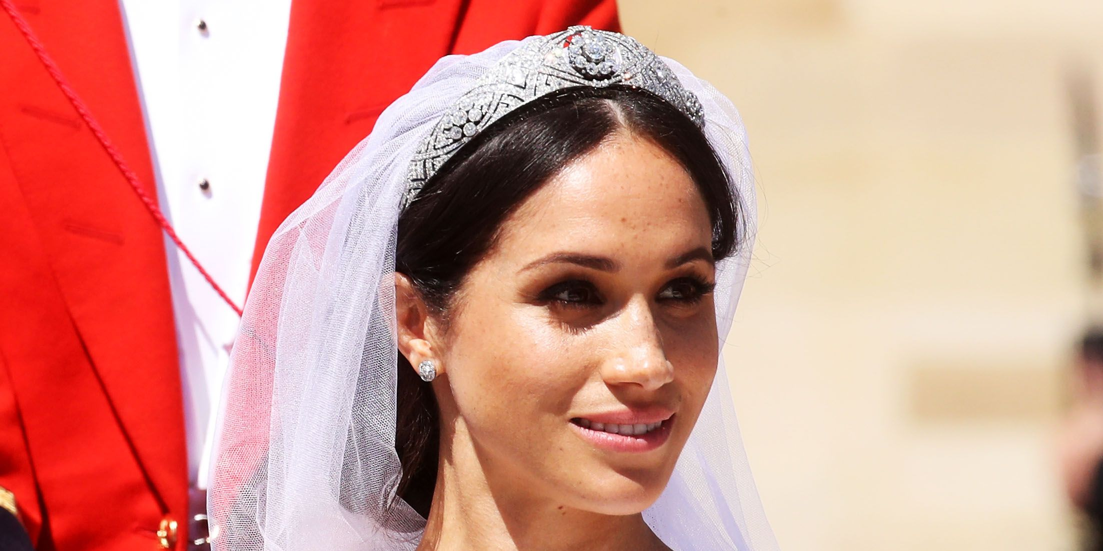 Meghan Markle Royal Wedding Hair And Make-Up