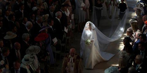 Fashion, Event, Crowd, Ceremony, Dress, Gown, Wedding dress,