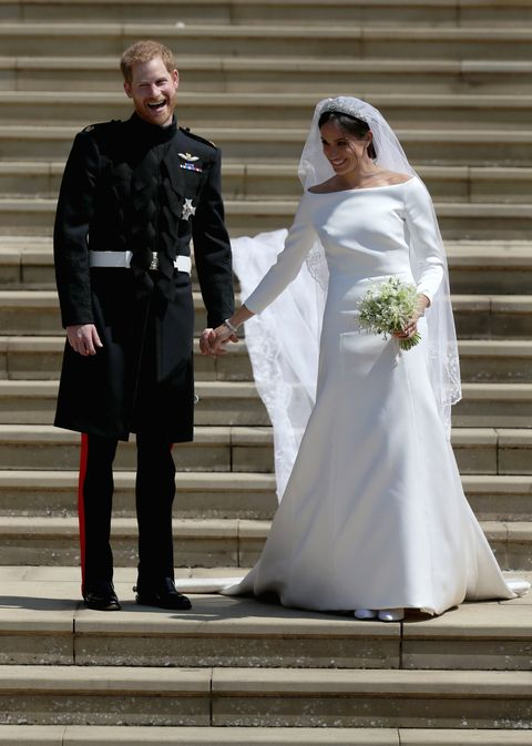 Meghan Markle S Givenchy Wedding Dress Will Reportedly Be
