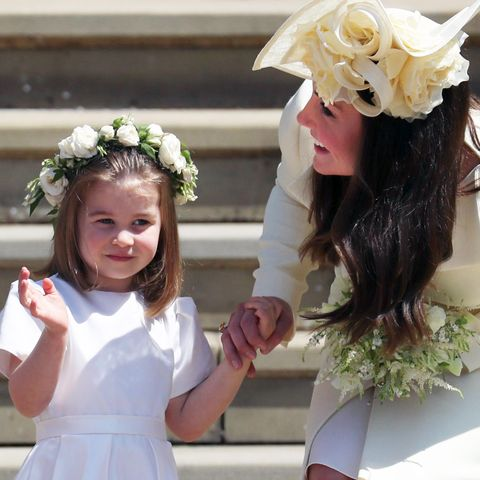 Princess Charlotte Kate Middleton