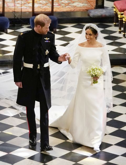 f1a7df767977 The Total Cost of Meghan Markle's Royal Wardrobe Is Close To £1 ...