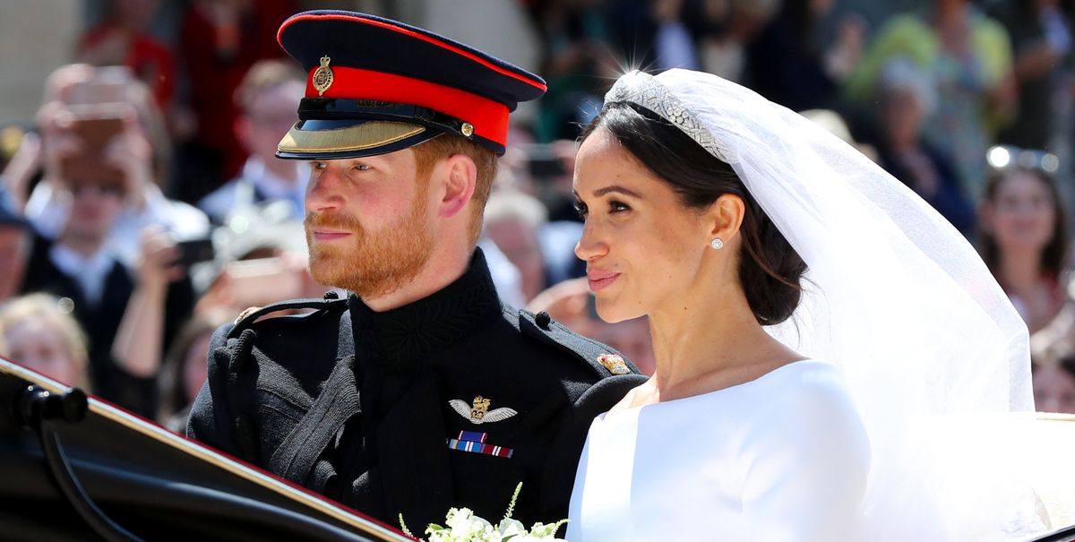 The 14 Moments You Probably Missed During Prince Harry and Meghan Markle's Royal Wedding