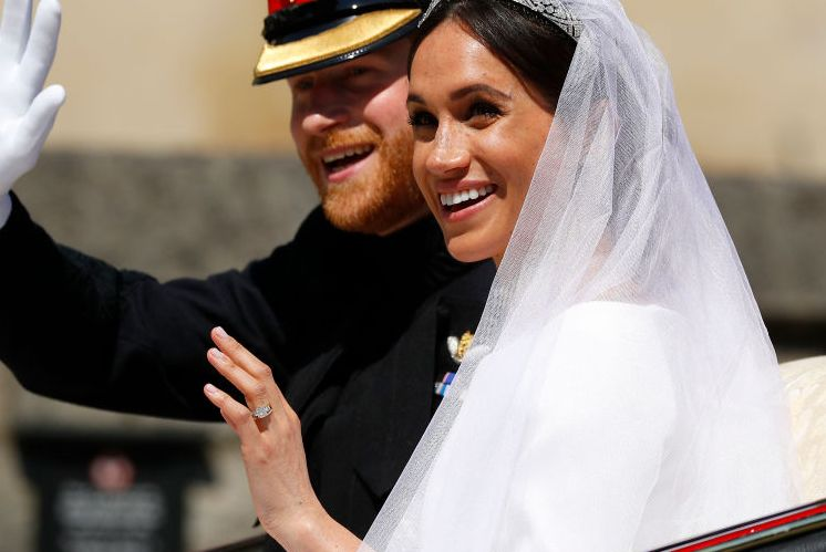 Meghan Markle Wedding Nails See Meghan S Royal Wedding Nail Polish