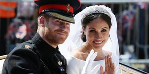 TOPSHOT-BRITAIN-US-ROYALS-WEDDING-PROCESSION