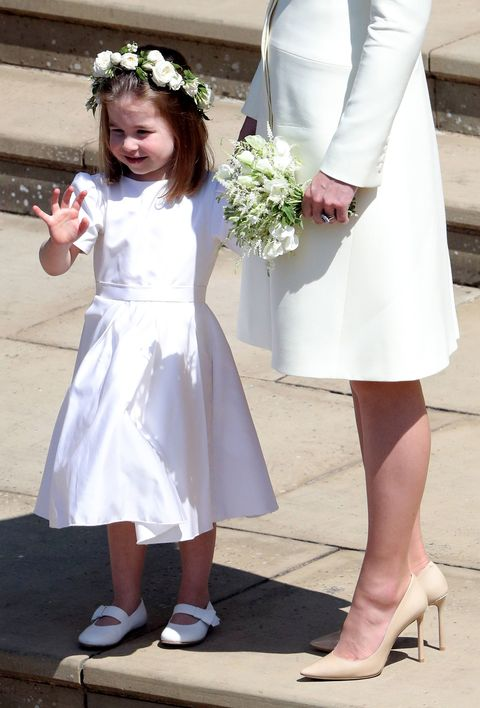 Meghan Markle Gave Her Royal Wedding Bridesmaids Monogrammed White