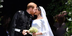royal wedding meghan harry anniversary