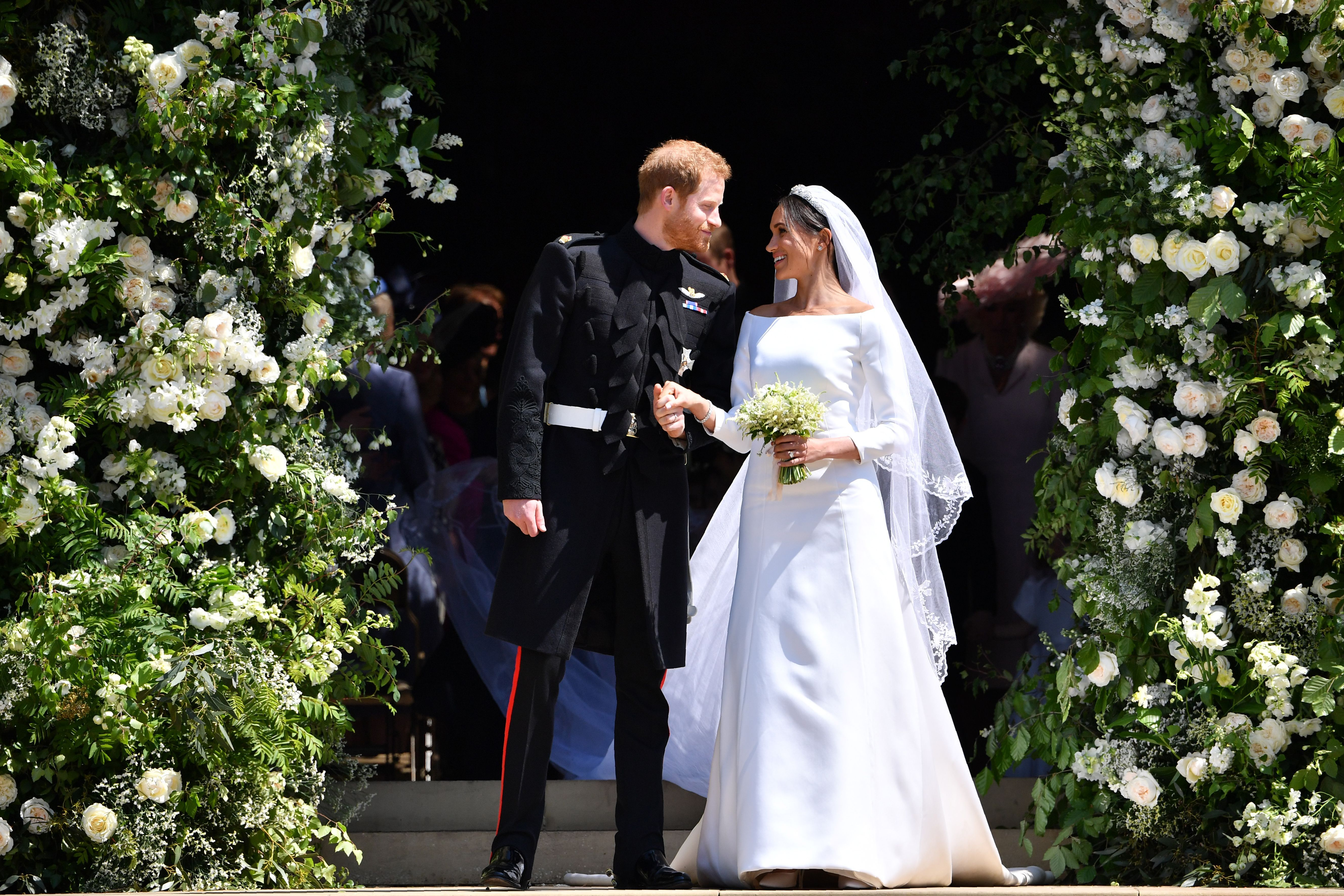 Prince Harry Meghan Markle Royal Wedding Decorations What Will The