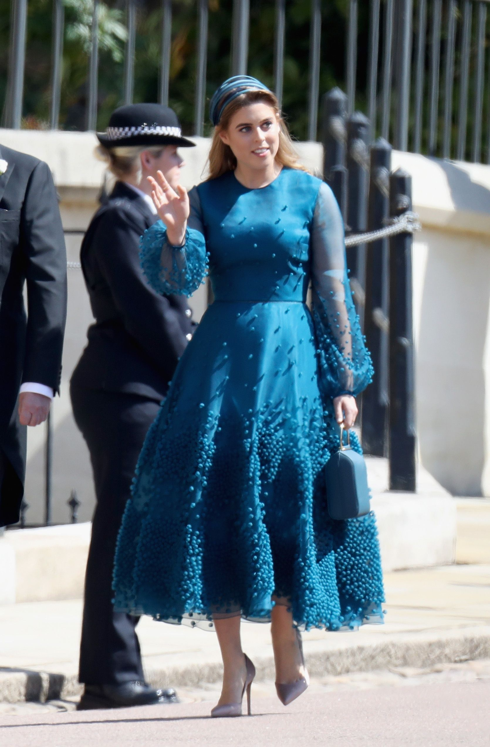 All the Best-Dressed Guests at Meghan and Harry\'s Royal Wedding ...