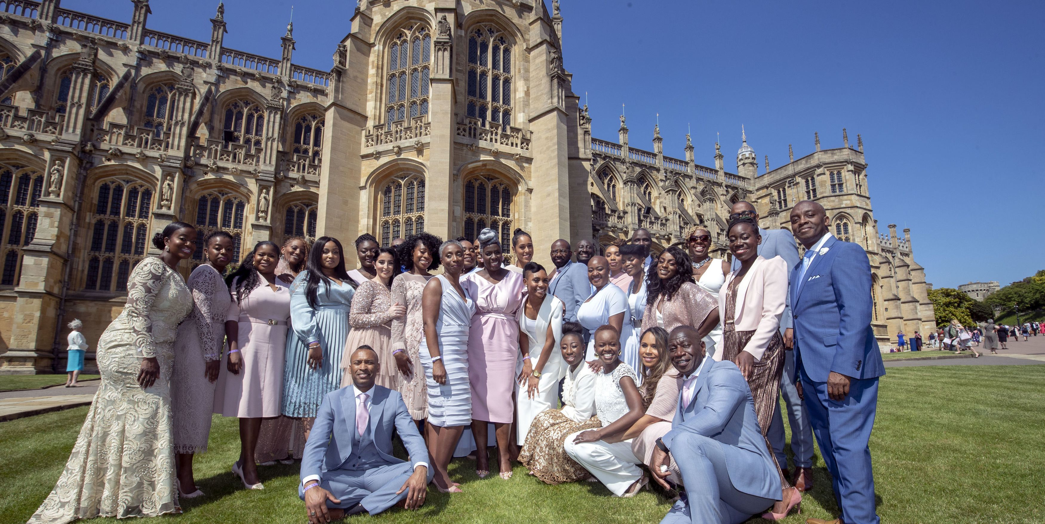Image result for stand by me from royal wedding