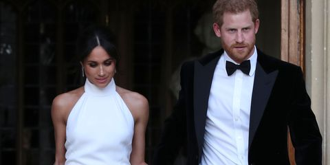 f27a113d7 Meghan Markle s Wedding Dress Was  Last Moment  Of  Joy  Before Entering   Austere  Royal Life