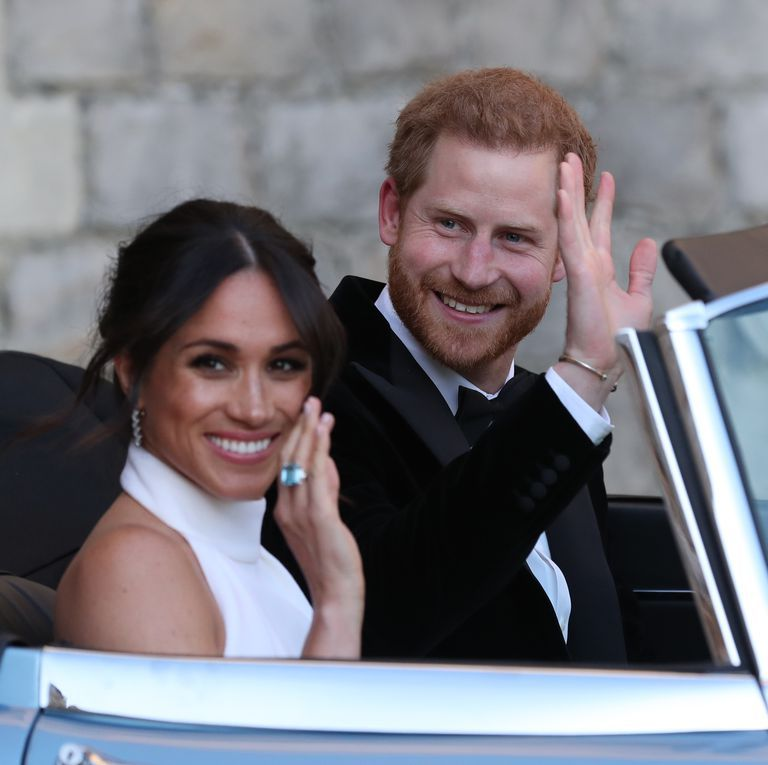 So Prince Harry and Meghan Markle Might Be Moving to Africa for Three Years