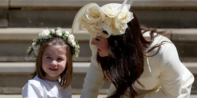 Kensington Palace Shares One Of Kate Middleton's Most Meaningful Photos Of Princess Charlotte