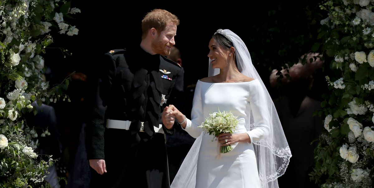Prince Harry and Meghan Markle's Love Story in Photos