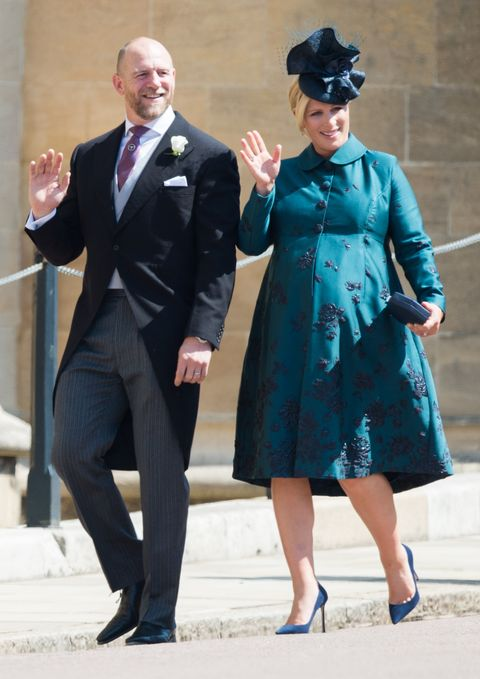 Zara Tindall S Best Style Moments Queen Elizabeth S