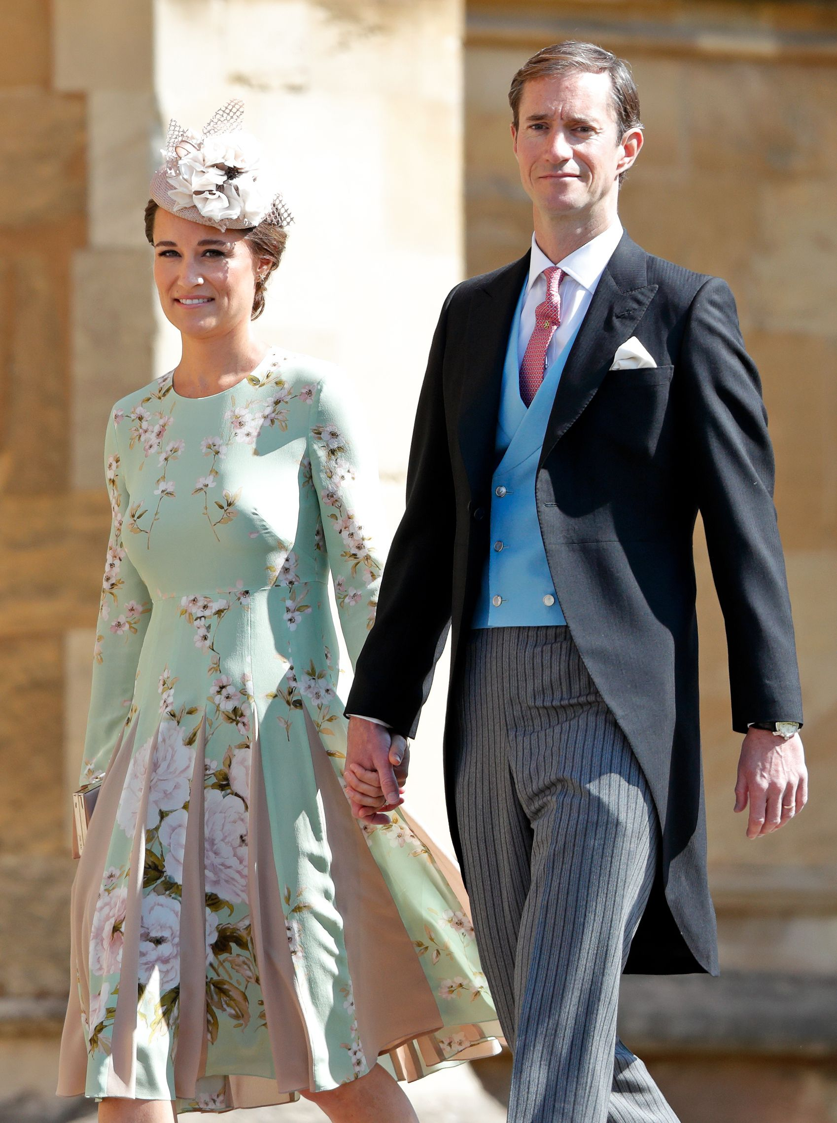 Pippa Middleton confirms pregnancy and reveals she's been lucky to miss out on morning sickness – unlike Catherine Pippa Middleton confirms pregnancy and reveals she's been lucky to miss out on morning sickness – unlike Catherine new photo