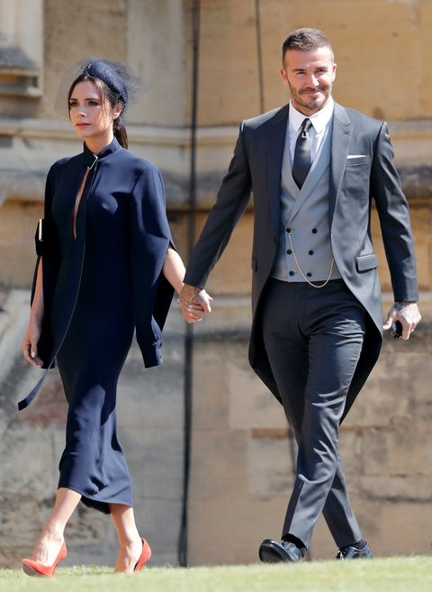 Image result for double breasted waistcoat suit david beckham royal wedding