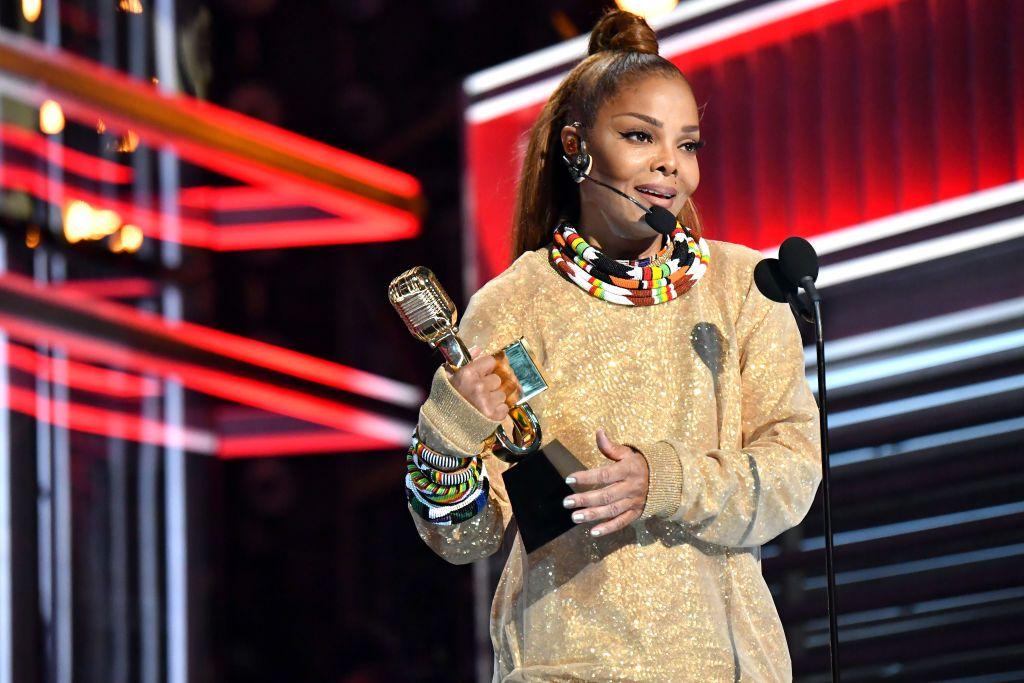 Janet Jackson BBMAs 2018