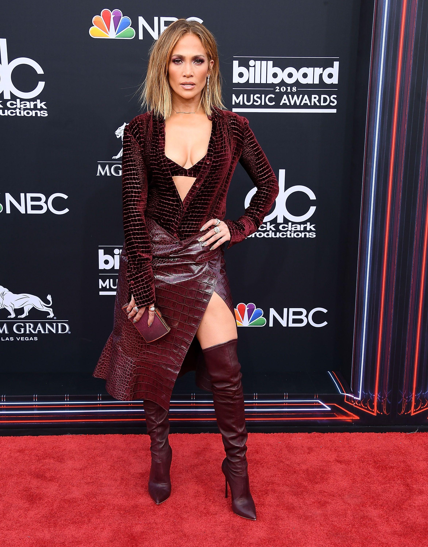 Jennifer Lopez naked