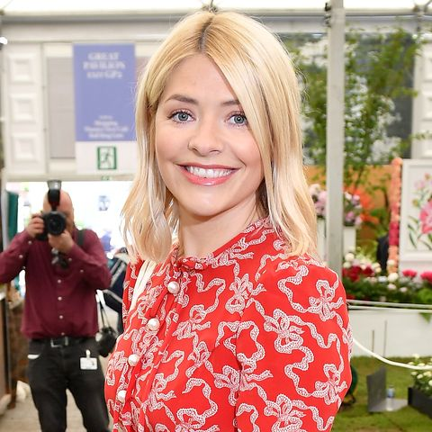 Holly Willoughby Warehouse dress
