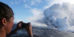 kileua volcano photography