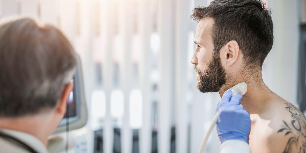 ¿Un escáner de tu cuello puede predecir si tendrás demencia?