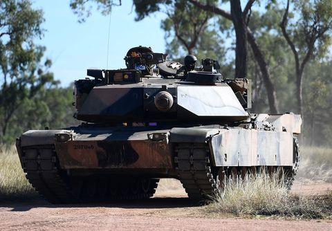 Tropas internacionales entrenan en Townsville como parte del ejercicio Southern Jackaroo