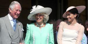 Meghan Markle Prins Charles gekke bijnaam