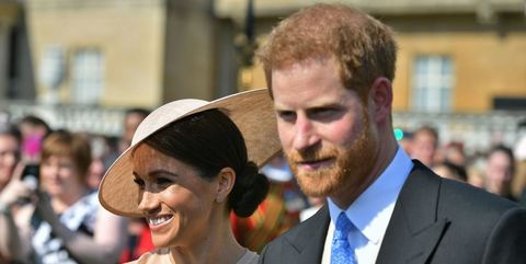 85b2314711d4 Every Photo of Prince Harry and Meghan Markle s First Post-Wedding  Appearance