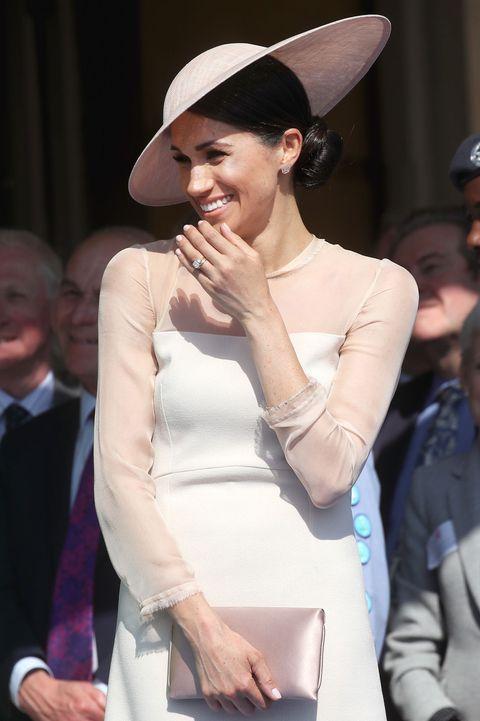 梅根, 梅根穿搭, 英國女王, 伊麗莎白二世, Meghan Markle